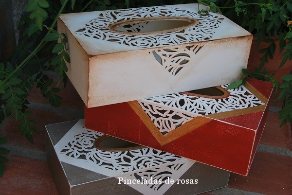 Cajas para kleenex con enacajes (10)