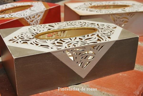 Cajas para kleenex con enacajes (4)