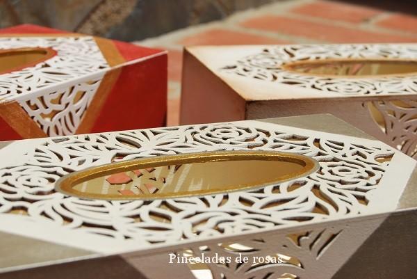 Cajas para kleenex con enacajes (5)