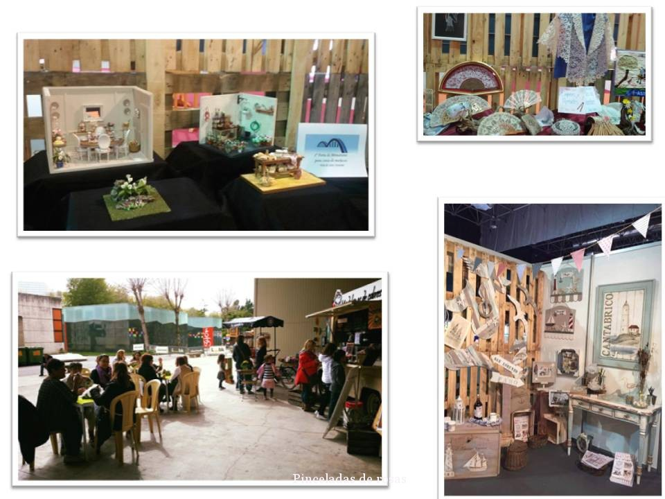 Expositores en Diy Crea Asturias